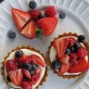 Thumbnail image for July 4th Tradition-Triple Berry Cheesecake