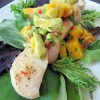 Thumbnail image for Shark Steak with Mango-Avocado Salsa