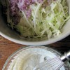 Thumbnail image for Creamy Yogurt Vinegar Coleslaw {KitchenAid Giveaway}