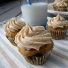 Thumbnail image for Sweet Potato Chocolate Chip Cupcakes with Cinnamon Cream Cheese Frosting