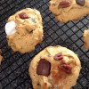 Thumbnail image for Southern S'mores Cookies & Camp Monkey