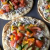 Thumbnail image for Greek Veggie Pita Quesadillas & 51st Street Reunion