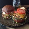 Thumbnail image for Blackeyed Pea & Wild Rice Veggie Burgers