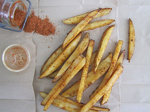 Post image for Carolina Summers and BBQ Fries