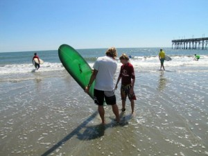 Ocean Isle Beach Surf Off
