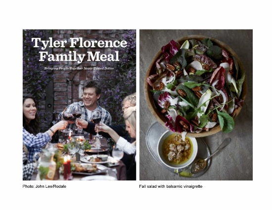 Post image for Alexia & Tyler Florence Family Meal Cookbook Giveaway