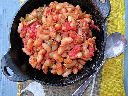 Post image for Tuscan Baked Beans