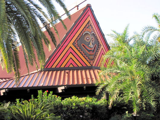 Post image for A Polynesian Experience {Disney Trip ~ Part One}