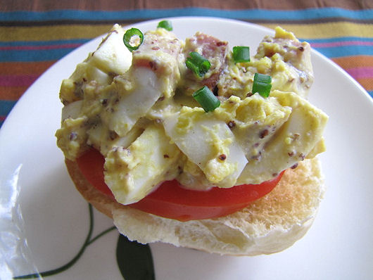 Post image for Ham & Egg Salad {N'Walins Style}