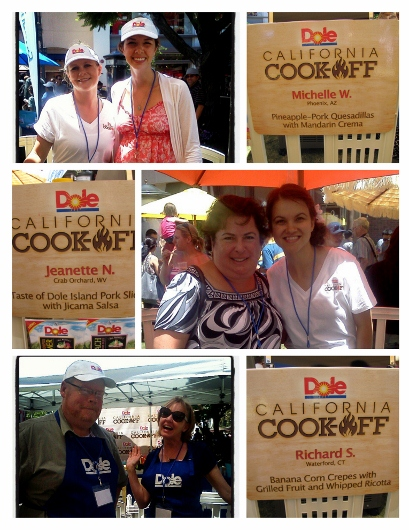 Post image for Dole California Cookoff