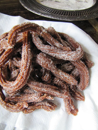 Post image for Nutella Churros {Fried Dough Love}