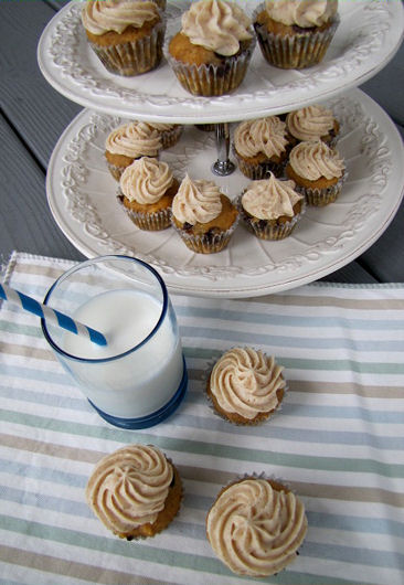 Sweet Potato Chocolate Cupcakes with Cinnamon Cream Cheese Frosting-1B