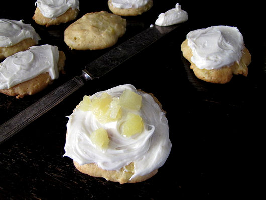 Post image for Pineapple Cream Cheese Cookies & LoveFeast Table Giveaway!