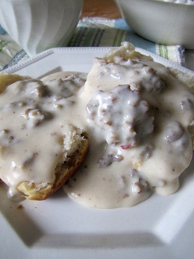 Southern Boys…Make Sausage Gravy — Tickled Red
