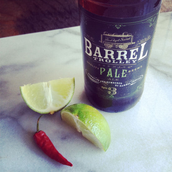 Lemon Lime Chili Marinade & Grilling with OXO    2