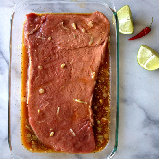 Post image for Lemon Lime Chili Marinade & Grilling with OXO