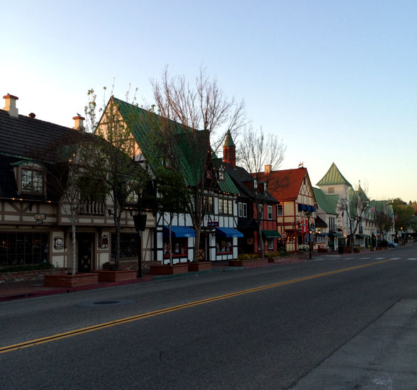 The Danish Village of Solvang California 12