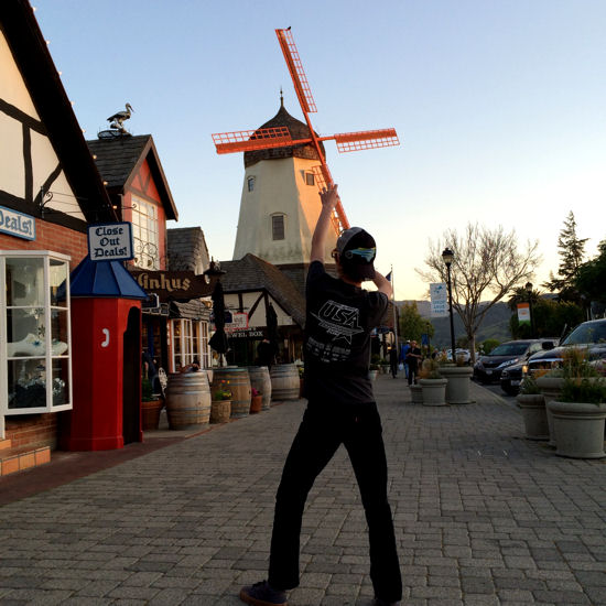 The Danish Village of Solvang California 13