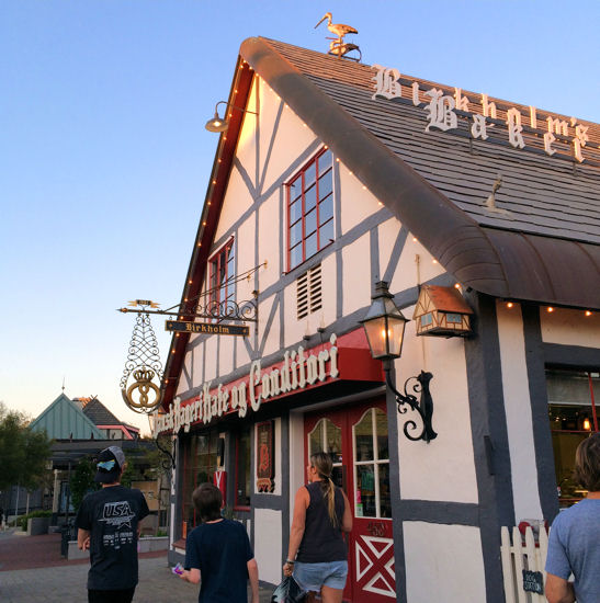 The Danish Village of Solvang California 18