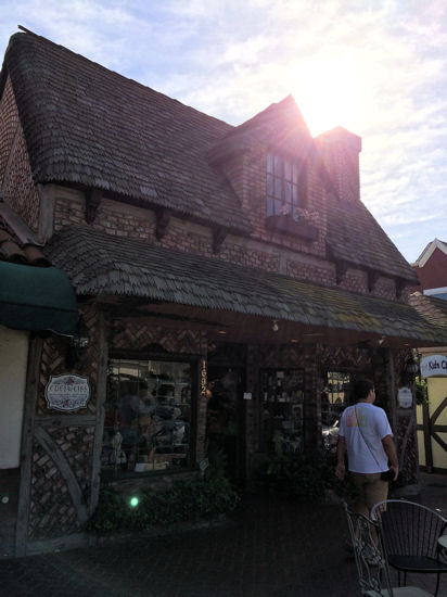 The Danish Village of Solvang California 6