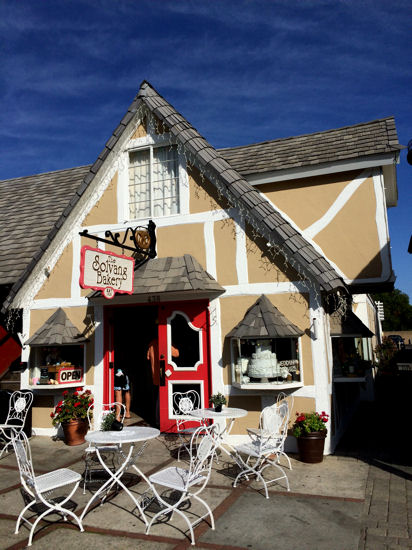 The Danish Village of Solvang California 7